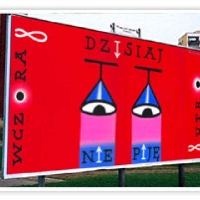 """2002-2003 – """"Dzisiaj nie piję"""""""
